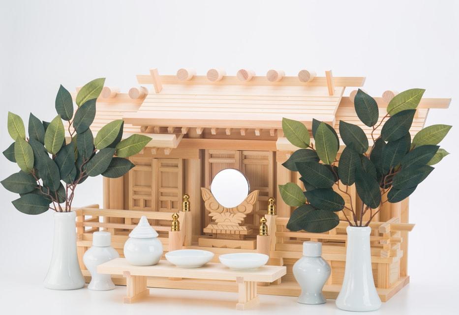 神棚の設置例
