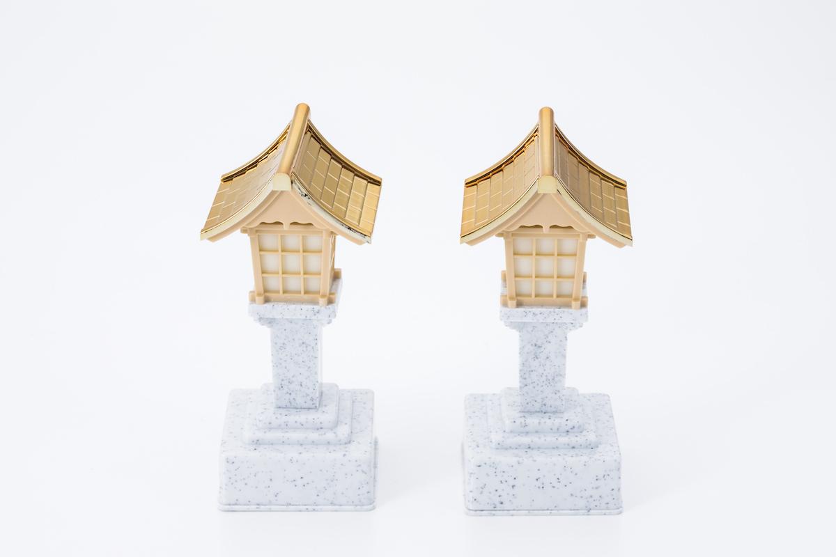 神棚の灯篭