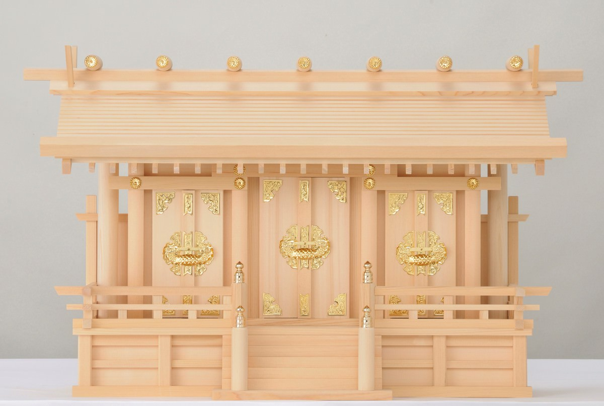 木曽ひのき高級神棚