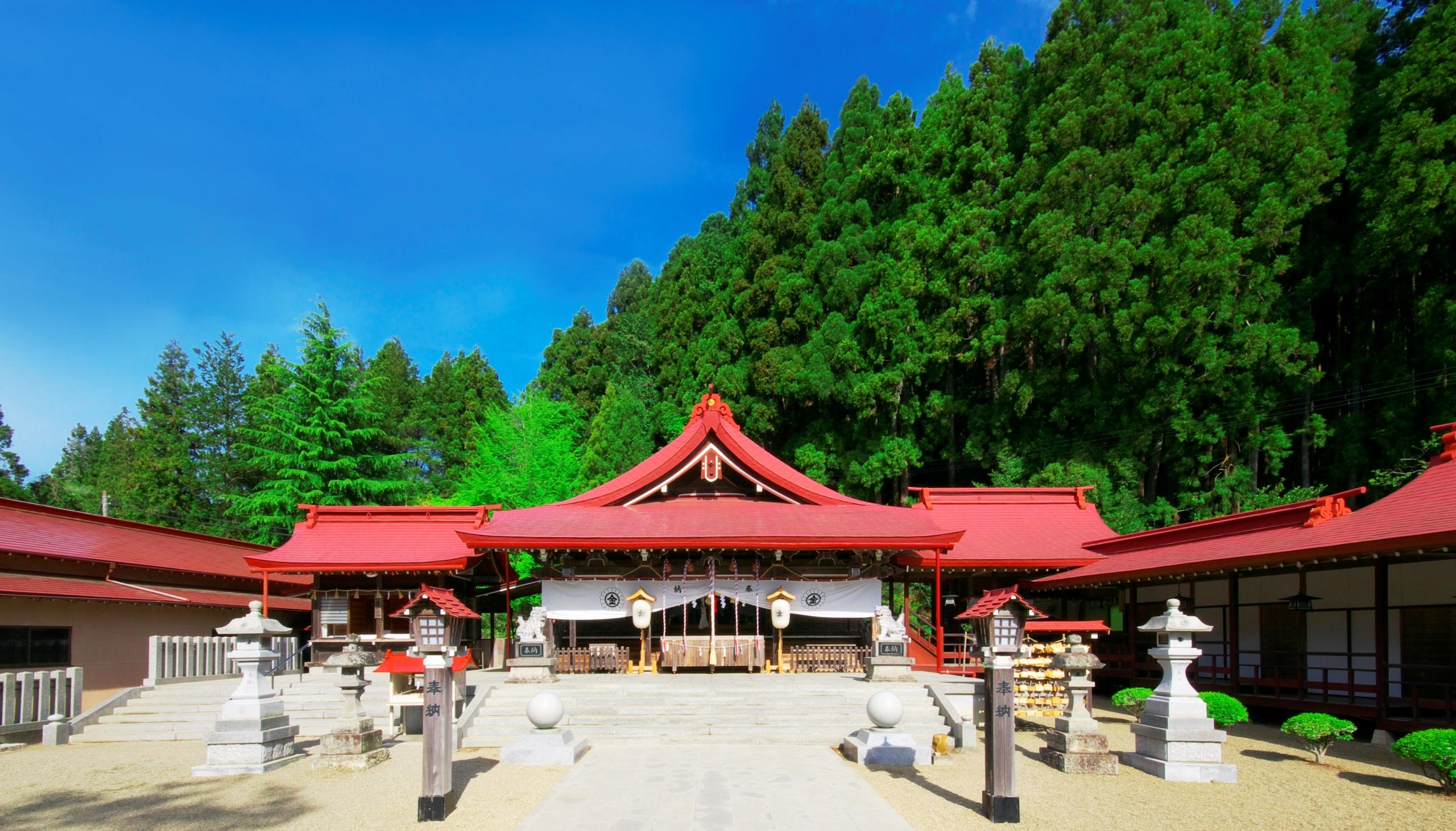 神社神棚の里